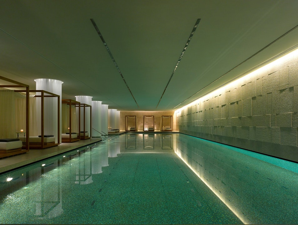 Spend Some Time in the Bulgari Spa London  United Kingdom