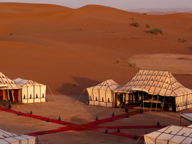 Luxury Desert Tour from Marrakesh