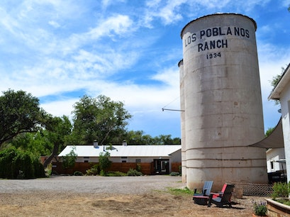 Los Poblanos Historic Inn and Organic Farm Los Ranchos de Albuquerque New Mexico United States