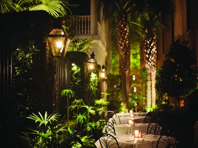 Peninsula Grill Charleston South Carolina United States