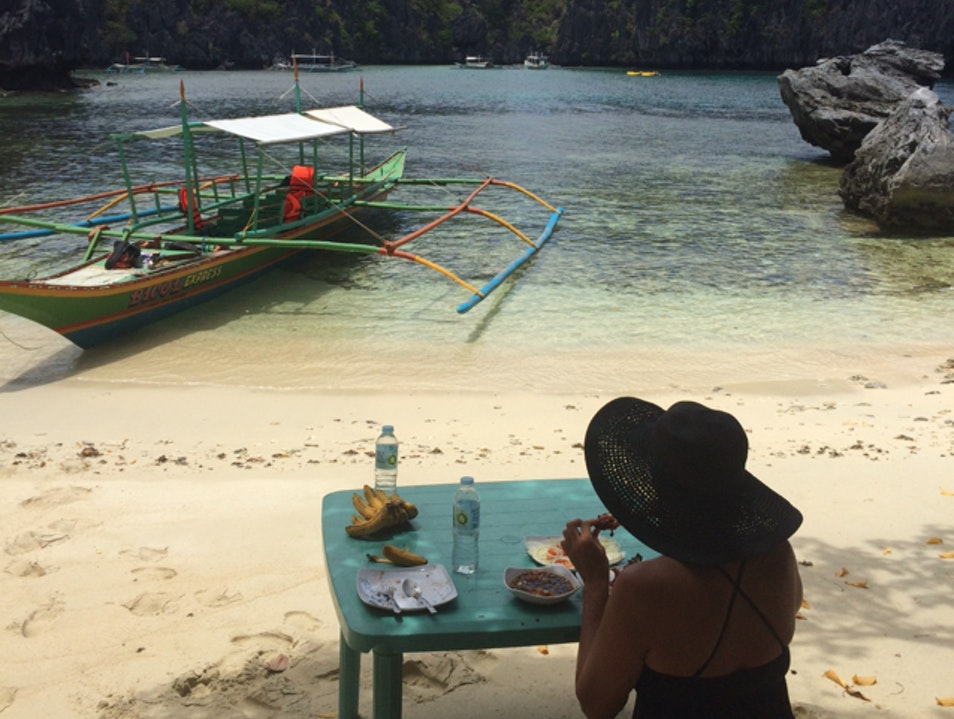 Island Hopping. Lunch included. El Nido  Philippines