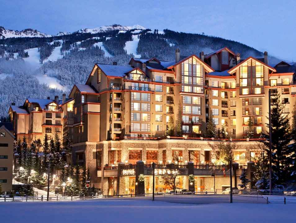 The Westin Resort & Spa, Whistler Whistler  Canada