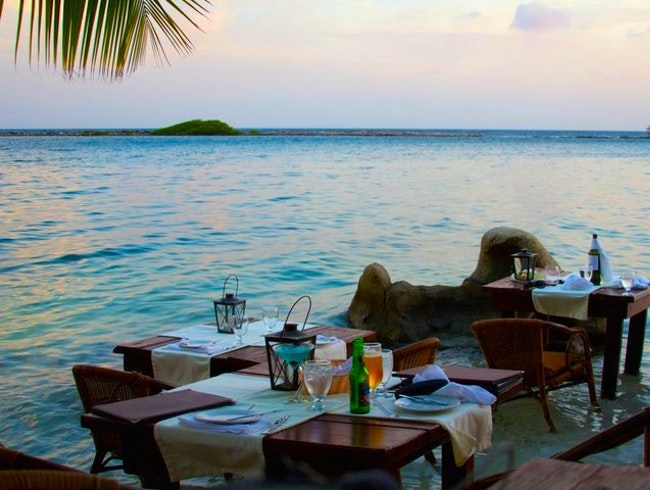Savor a Romantic Dinner at Flying Fishbone