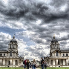 Greenwich Park and National Maritime Museum