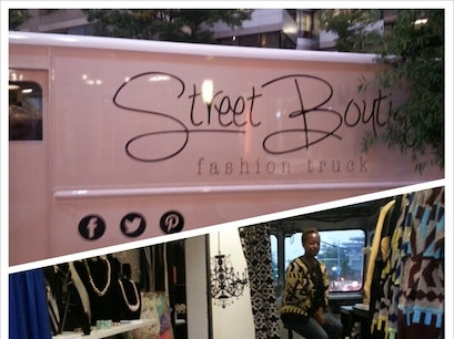 Street Boutique  Arlington Virginia United States