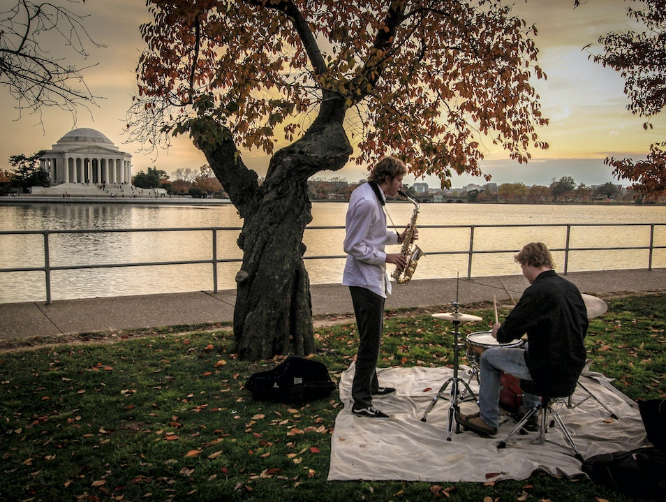 The Sounds of Fall in Washington, D.C.