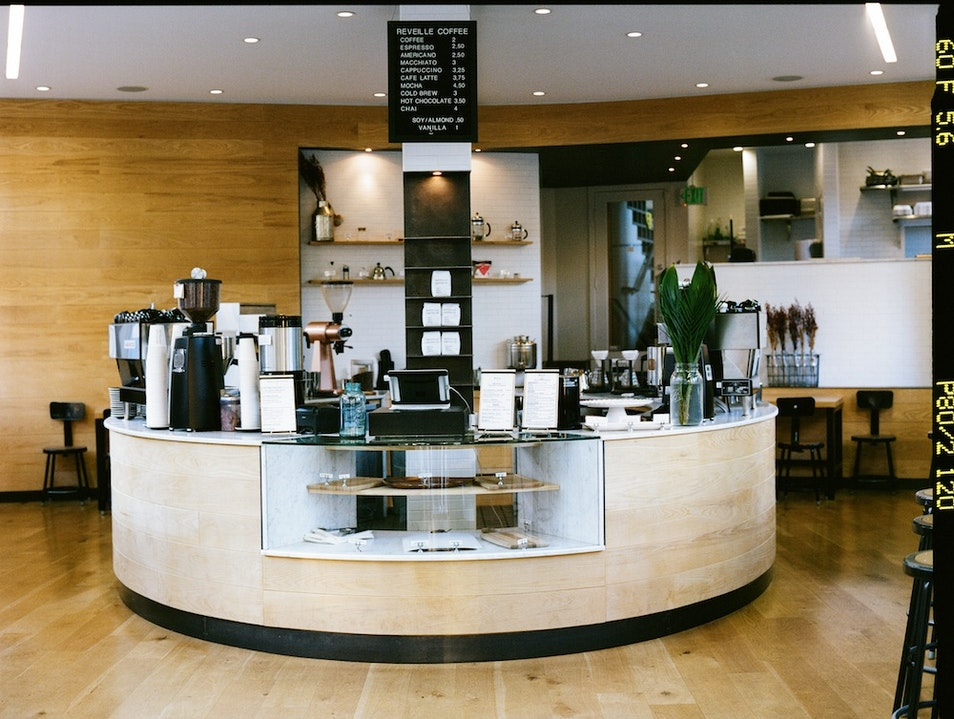 Sip on Artisan Coffee at Reveille in San Francisco's North Beach