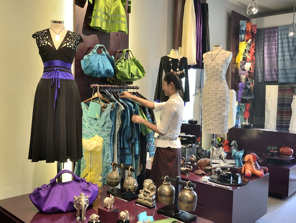 Covet local creations at Siem Reap's original concept store