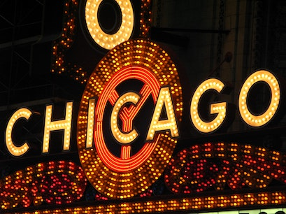 Chicago Theatre Chicago Illinois United States