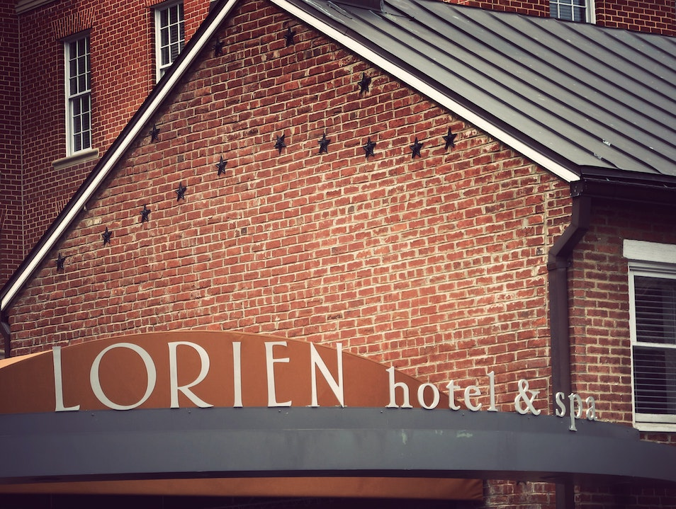 Lorien Hotel & Spa in Old Town Alexandria Virginia United States