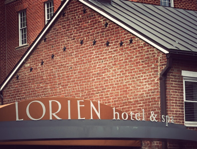 Lorien Hotel & Spa in Old Town