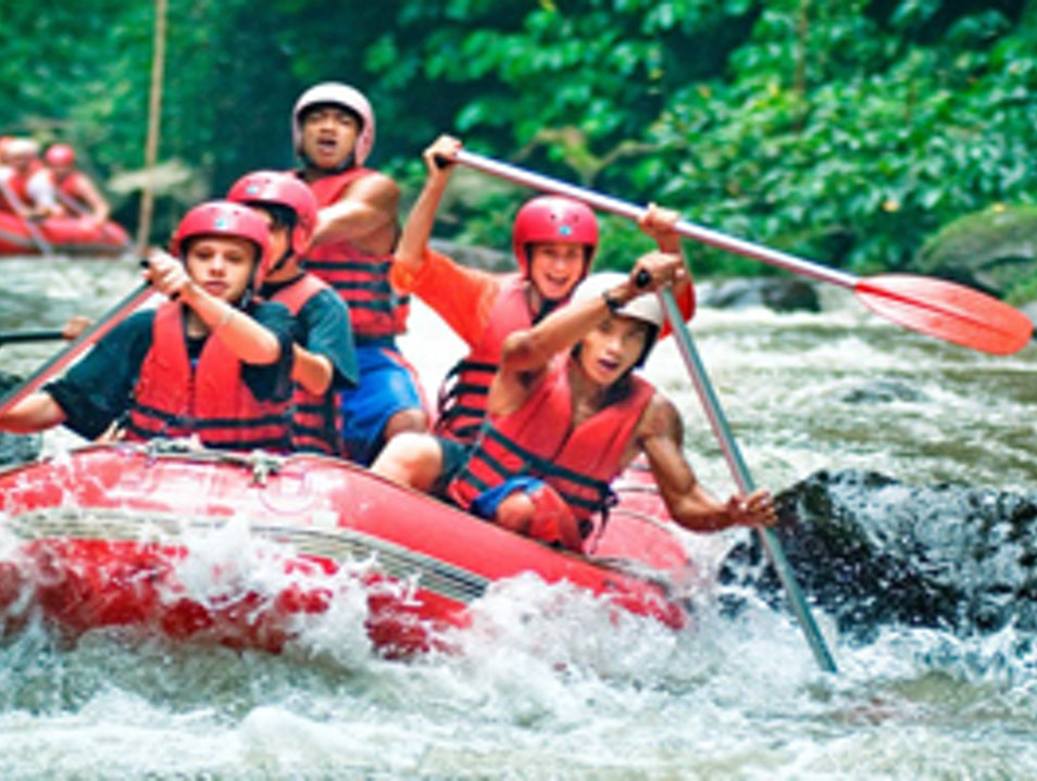 Payung Rafting Payangan  Indonesia