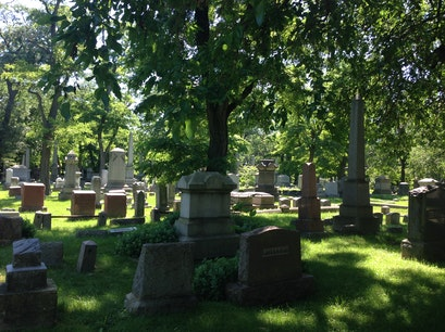 Hebrew Benevolent Cemetery Chicago Illinois United States