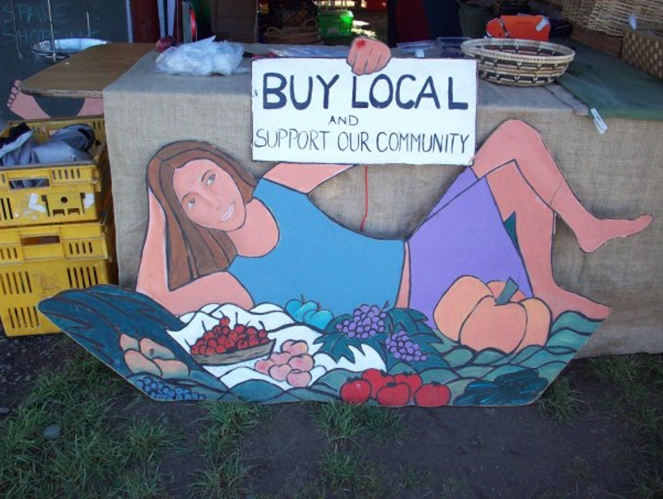Markets Let Communities Thrive Blenheim  New Zealand