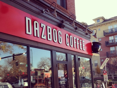 Dazbog Coffee Denver Colorado United States