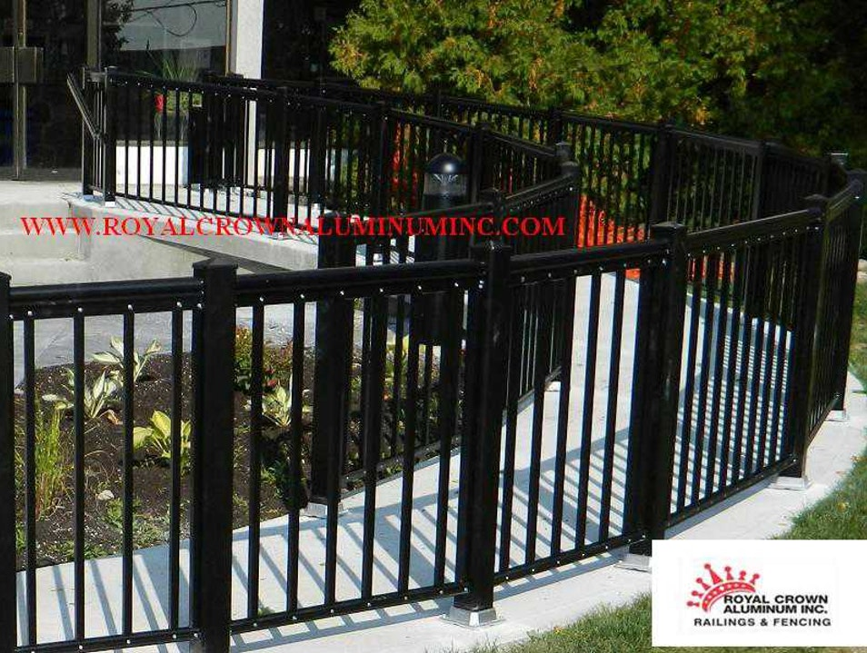 Make Your Property Secure and Safe With Aluminum Gates Toronto Vaughan  Canada