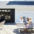 Lido Marina Village Newport Beach California United States