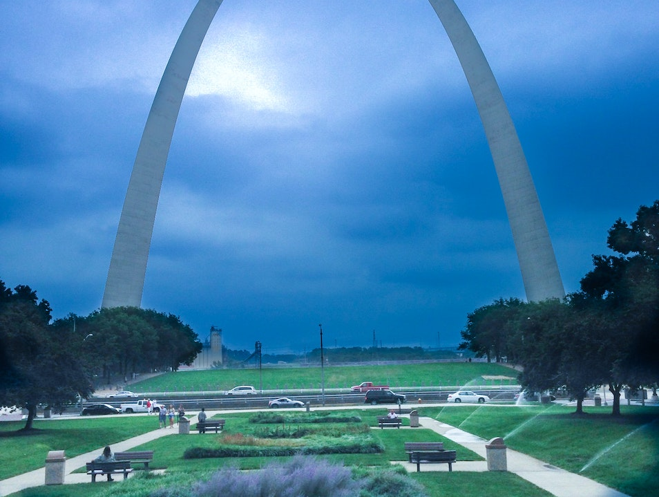 An Underground Museum of the West St. Louis Missouri United States