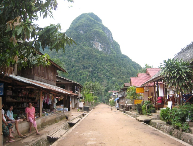 My favorite village in Laos