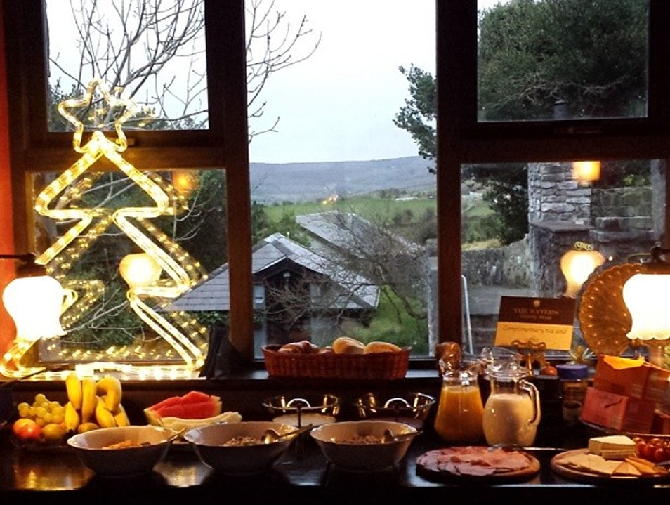 A Hidden Retreat Deep in the Heart of The Burren Clare  Ireland
