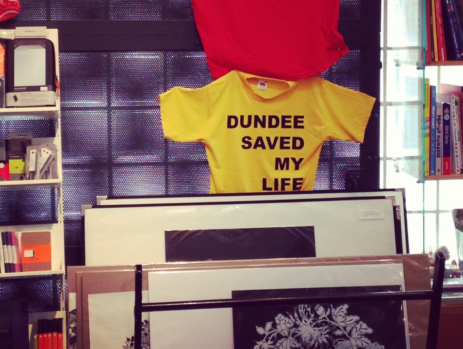 High Culture in Bonnie(r) Dundee Dundee  United Kingdom