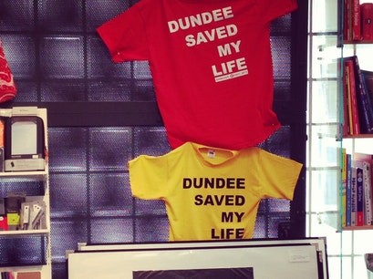 Dundee Contemporary Arts Dundee  United Kingdom