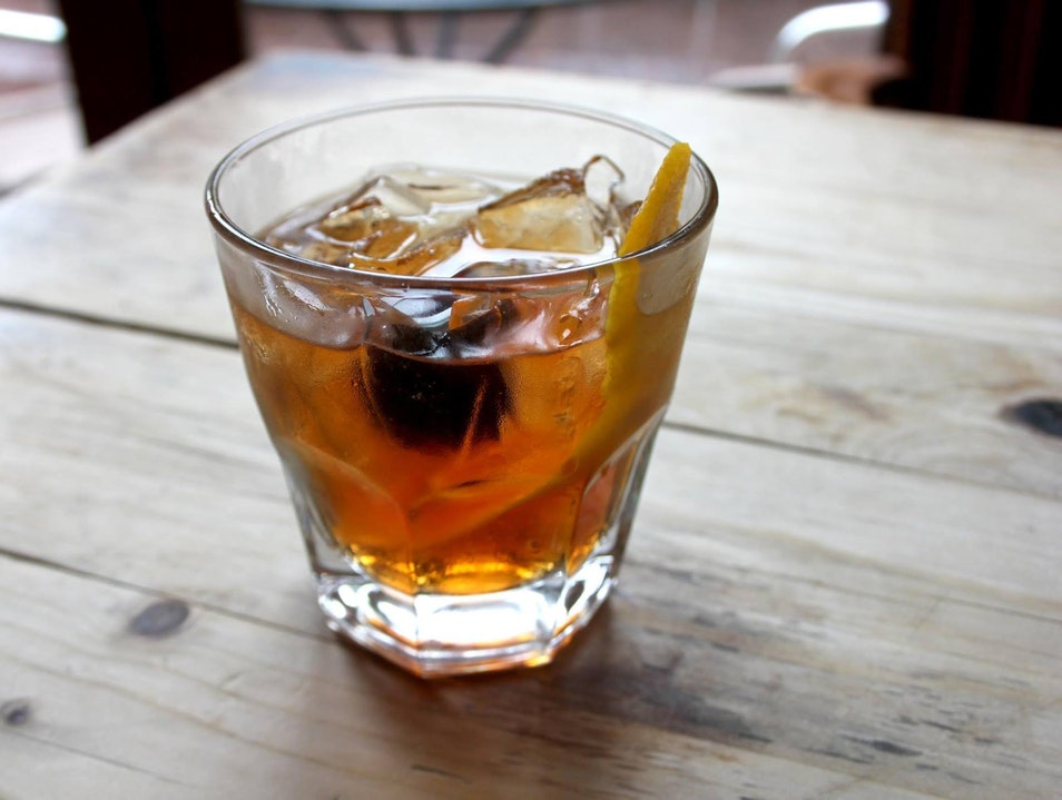 Whiskey, Local Bites, and More Whiskey