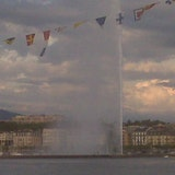 The Geneva Water Fountain