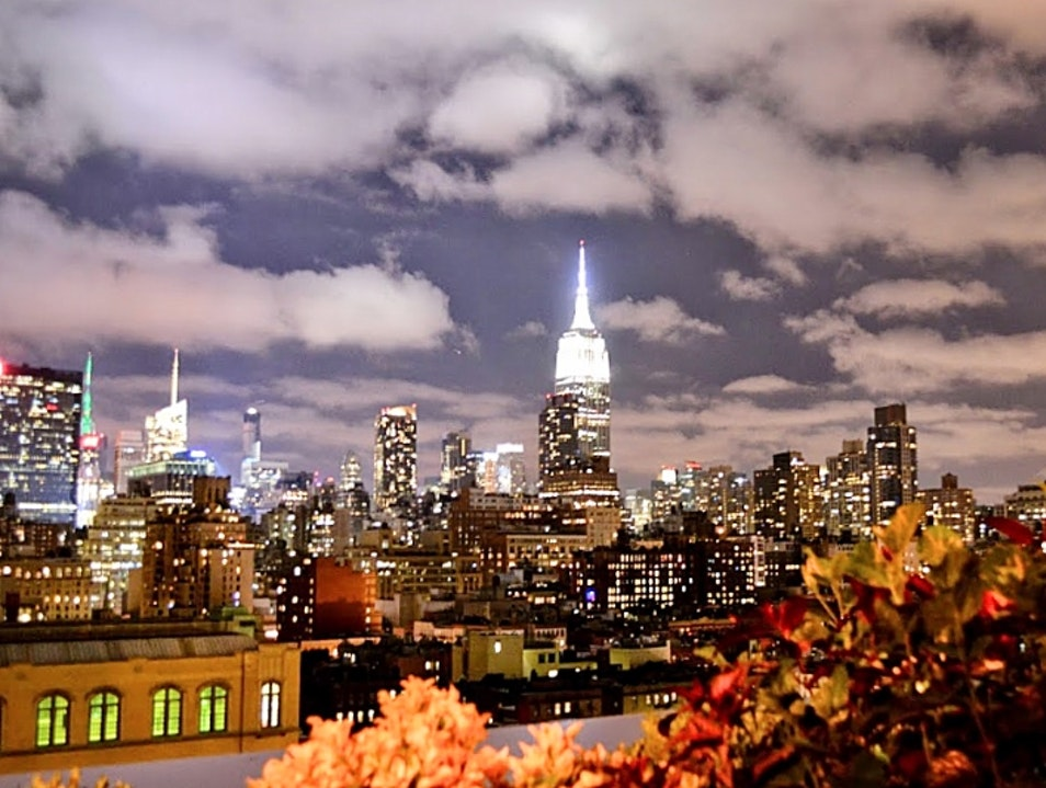 Great Views of NYC from Dream Downtown Hotel  New York New York United States