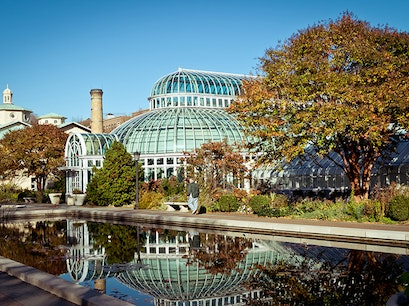 Brooklyn Botanic Garden New York New York United States