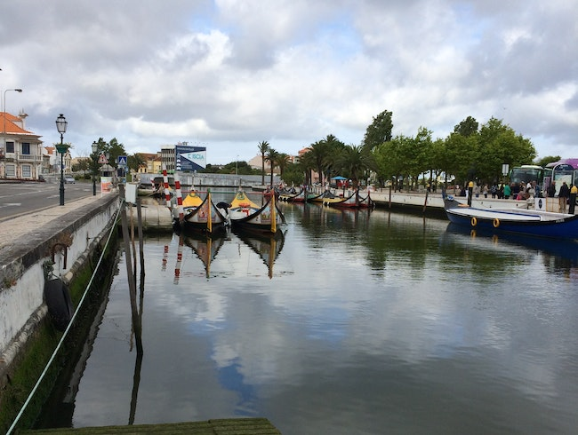 Water canals