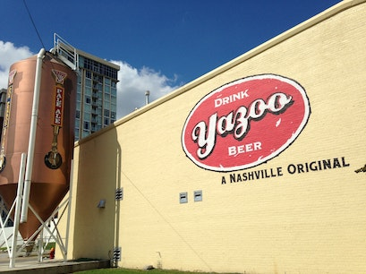 Yazoo Brewing Company Nashville Tennessee United States