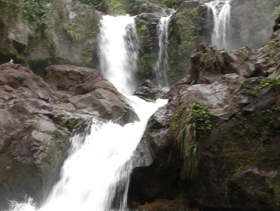 Waterfalls   Saint Vincent and the Grenadines