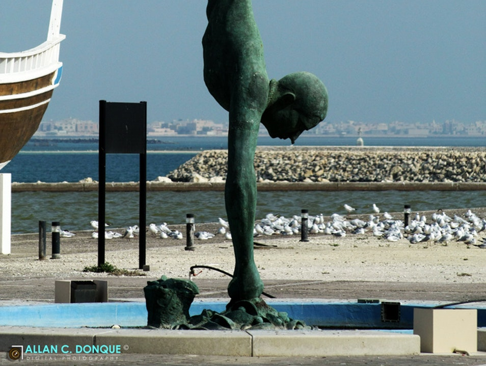 Dive into Ancient History Manama  Bahrain