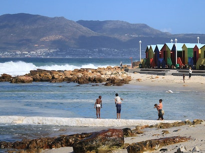 St. James Beach Cape Town  South Africa