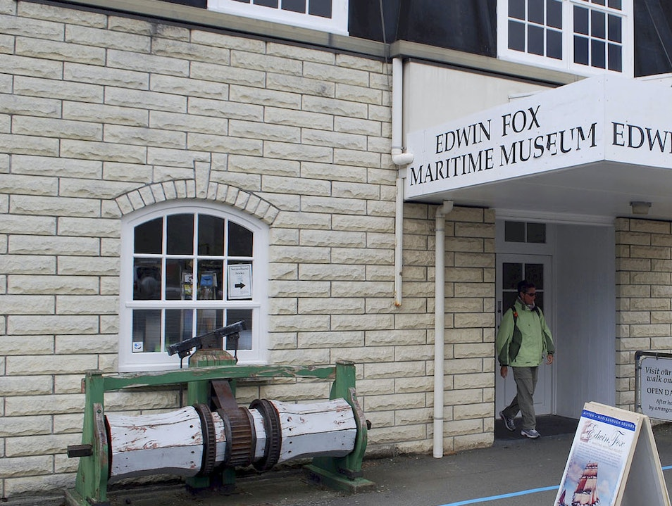 Edwin Fox Maritime Museum Picton  New Zealand