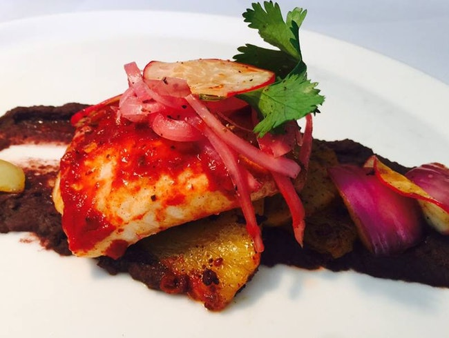 Modern Mexican Seafood on 5th