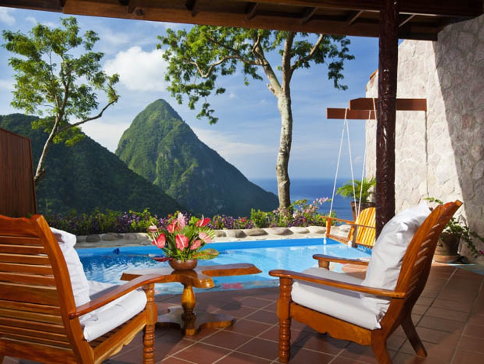 Must Add to Your Bucket List Jalousle  Saint Lucia
