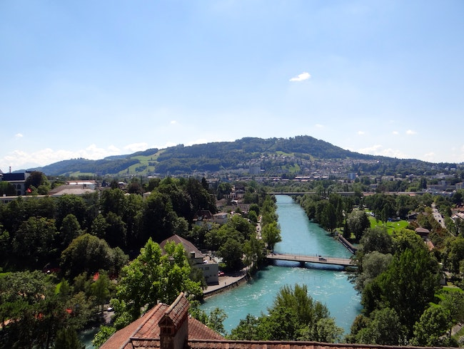 Luxury Hotel with Best View of Bern
