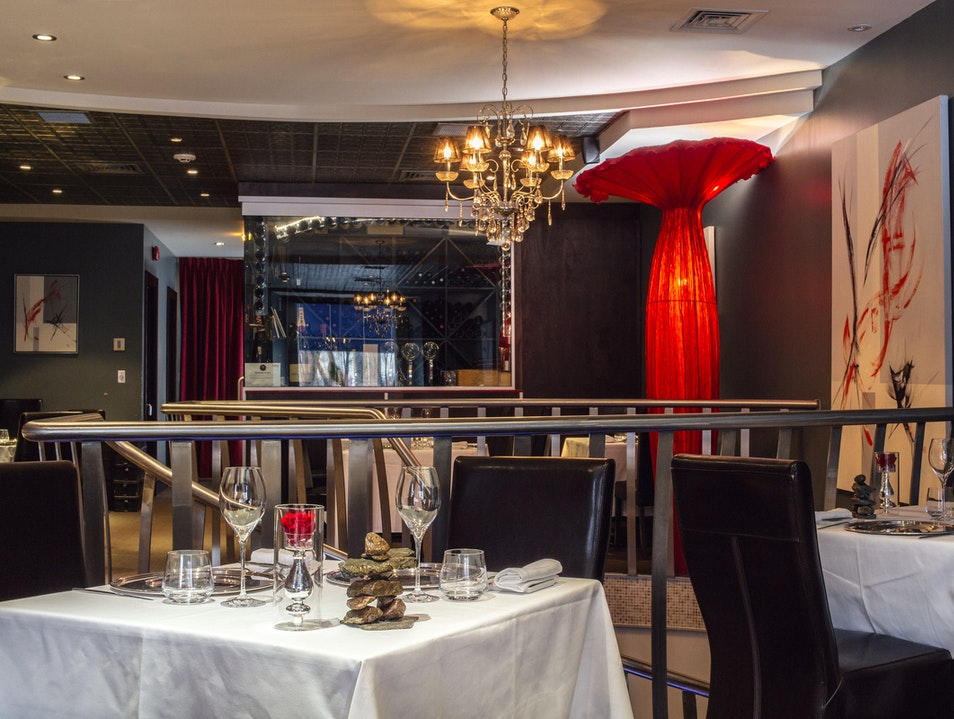 Fanciful French Cuisine at Restaurant Europea Montreal  Canada