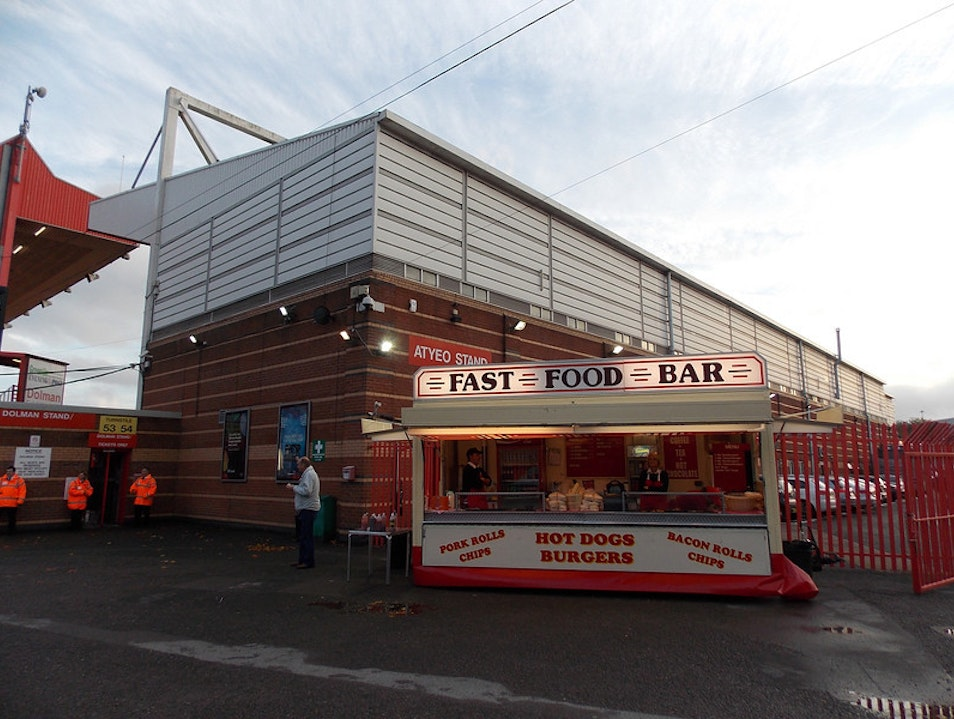 Home of Bristol City FC Bristol  United Kingdom