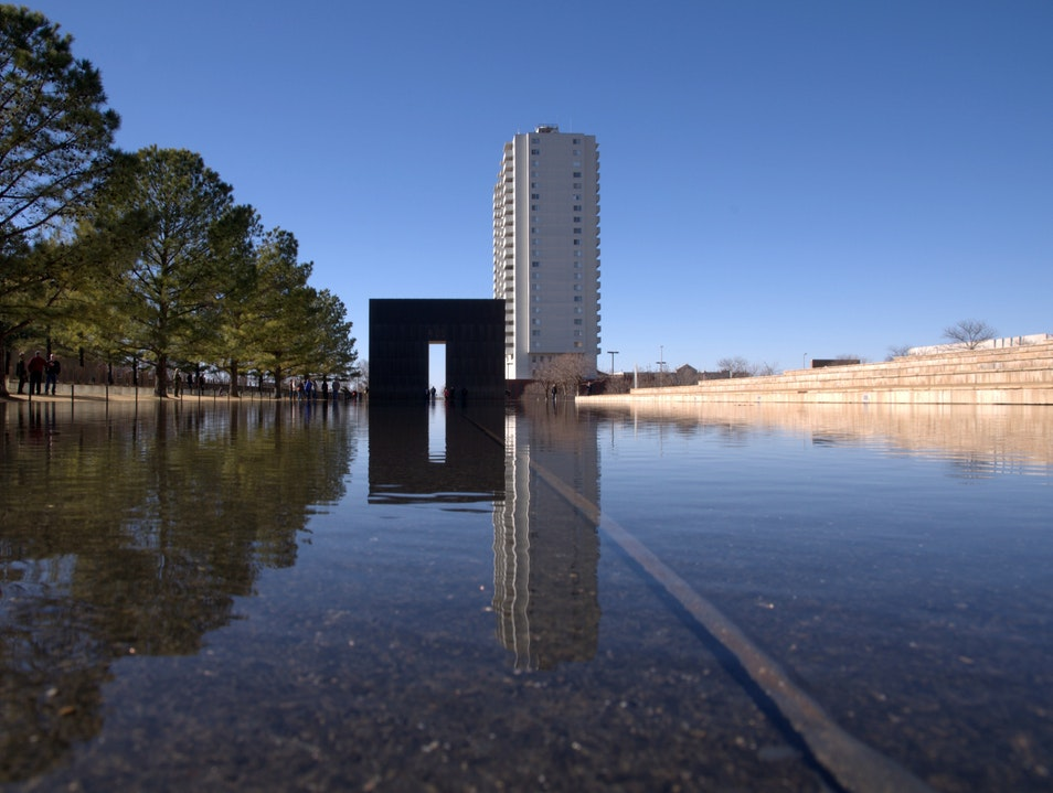 Oklahoma City National Memorial Oklahoma City Oklahoma United States