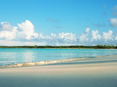 Bonefish Lagoon Cat Island  The Bahamas
