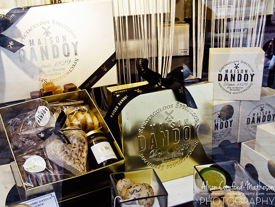 Find the Perfect Cookie Gifts at Maison Dandoy Brussels  Belgium