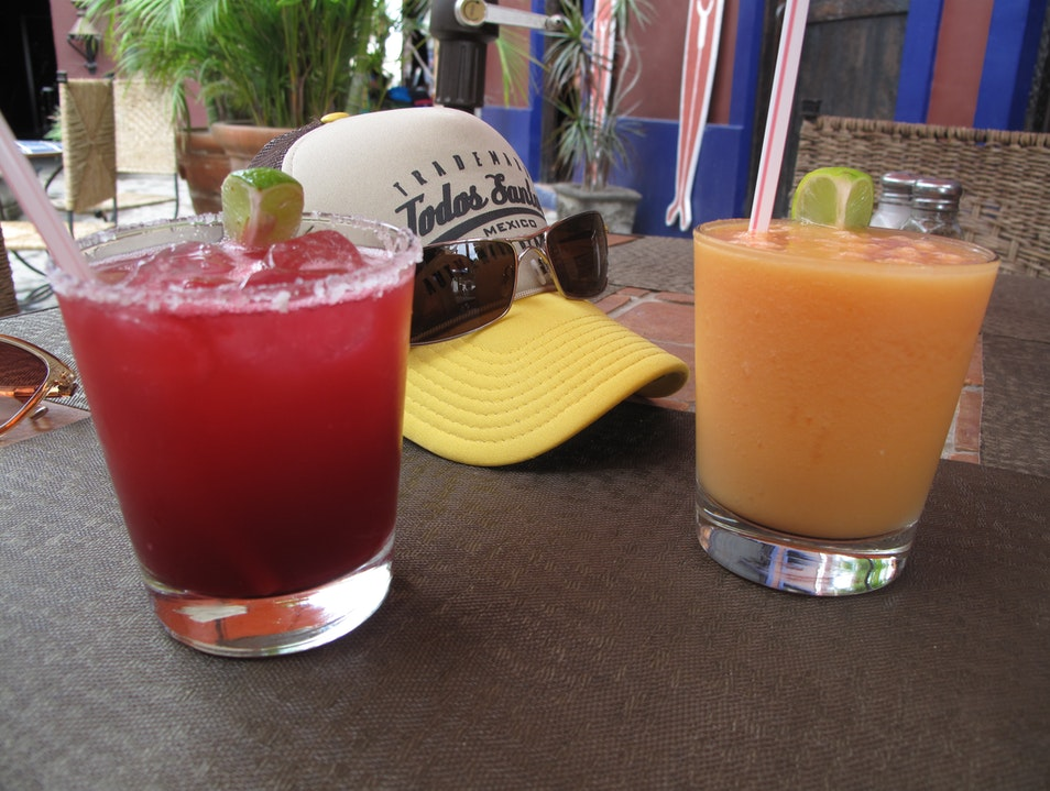 Best Margaritas in Mexico