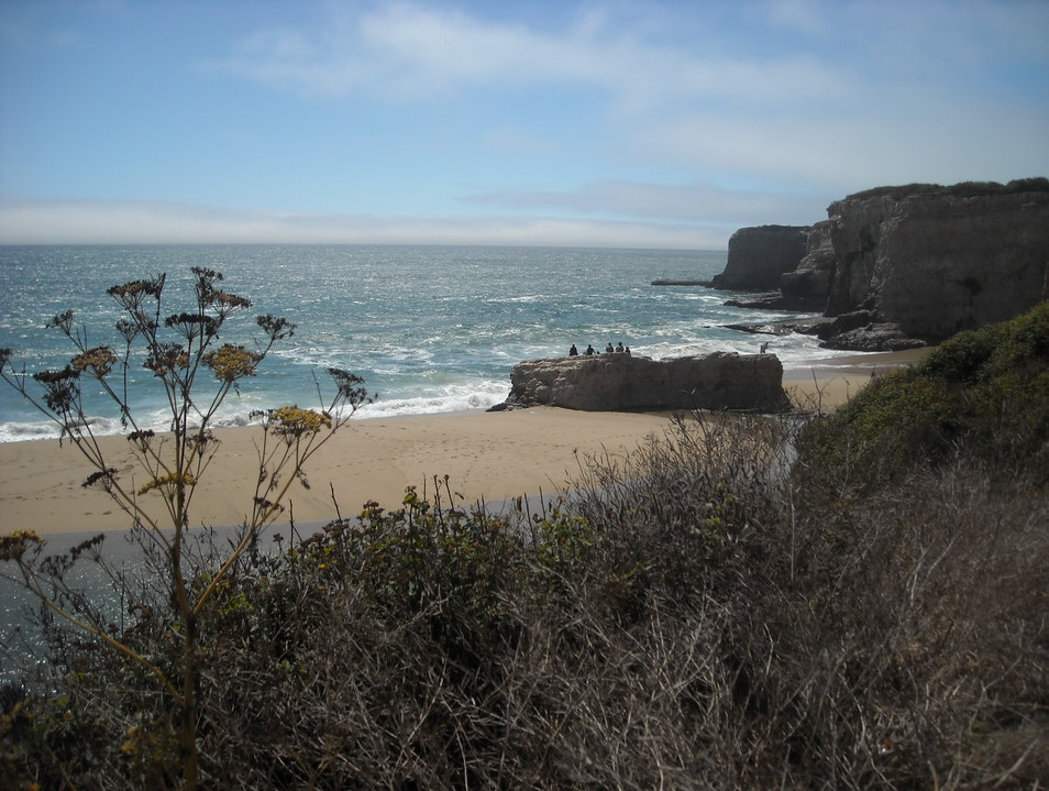 one of the beautiful stops on the PCH Ventura California United States