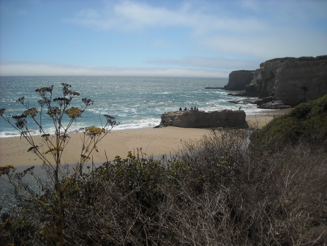 one of the beautiful stops on the PCH