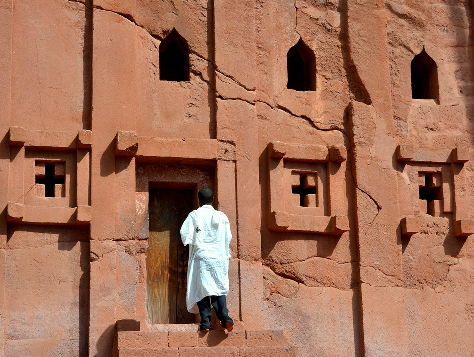 Exploring Ancient Rock Churches Lalibela  Ethiopia