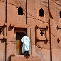 Rock Churches of Lalibela Lalibela  Ethiopia