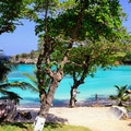 Boston Bay Beach Fairy Hill  Jamaica